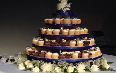 Nancy Cupcake Tower
