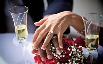rings champange